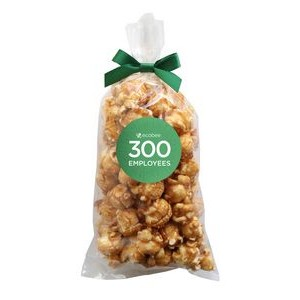 Large Caramel Corn with Sticker