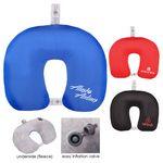 Custom Inflatable Neck Pillow
