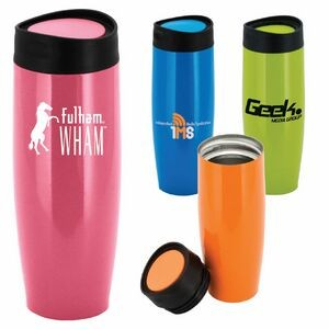14 Oz. Saturn Colorful Stainless Steel Tumbler