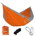 Custom 2-Person Portable Double Camping Hammock Big Size