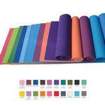 Custom PVC budget yoga mat