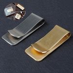 Custom Metal money clip cash clip