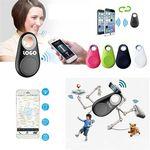 Custom Itag bluetooth tracer smart finder pet kids gps locator alarm wallet key tracker