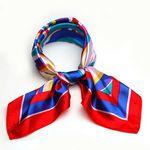 Custom High quality silk scarf