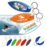 Custom iSurf Surfboard Key Tag (4