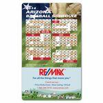 Custom Pro Baseball Large Sports Magnets