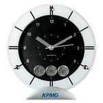 Custom Tempo Clock w/Date & Temperature Display