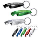 Custom Shark Bottle Opener Key Tag (3 1/2