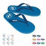 Custom BrandGear Bayside Flip Flops
