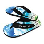 Custom Brand Gear Costa Rica Deluxe Flip Flop Sandals