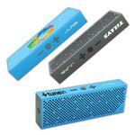 Custom JLab Crasher Slim Bluetooth 4.0 Metal Speaker
