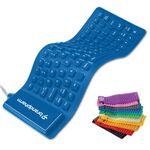 Custom Flexible Waterproof Keyboard (13 3/4