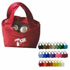 BrandGear™ Coolest™ Lunch Bag & 6-Pack + Cooler™
