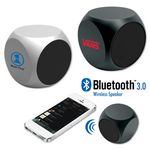 Custom AudioStar A34 Metal Cube Speaker