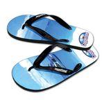 Custom Brand Gear Wave Flip Flop Sandals