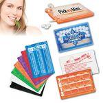Custom Pick & Mint Dispenser w/Toothpicks & Fresh Mouth Peppermints