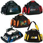 Custom Sports Duffle Bag (22