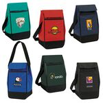 Custom Nylon Insulated Lunch Cooler Bag (6.75
