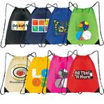 Custom Drawstring Tote III Bag