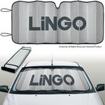Custom Slimline Accordion Auto Sun Shade