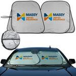 Custom Prest - O- Shade (R) Collapsible Fabric Sunshade
