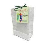 Custom Small Plantable Gift Bag w/ 3.5