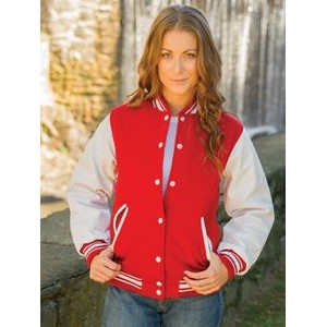 The Ladies' Varsity Jacket