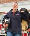 Custom The Patriot Open Bottom Firefighter's Work Shirt