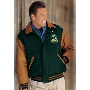 The Custom Executive Varsity Style Jacket