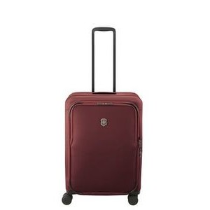 Victorinox® Connex Medium Soft Side Carry-On Luggage (Burgundy Red)