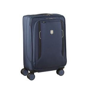 Victorinox® Werks Traveler 6.0 Blue Frequent Flyer Softside Carry On Bag