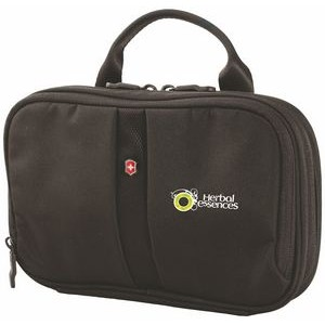 Victorinox® Slimline Toiletry Kit Bi-Fold Essentials Case