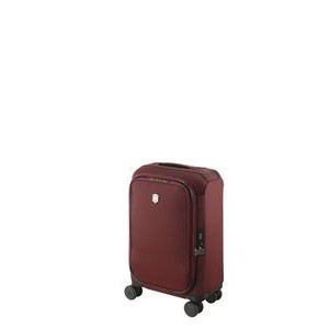 Victorinox® Connex Frequent Flyer Soft Side Carry-On Luggage (Burgundy Red)