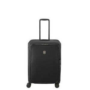 Victorinox® Connex Medium Soft Side Carry-On Luggage (Black)