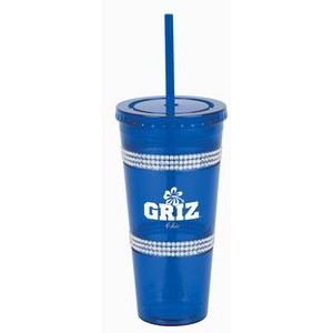 20 Oz. Two Three Bling Cup