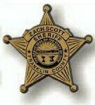 Custom 3D Stock Badge - 5 Point Star (2 1/2
