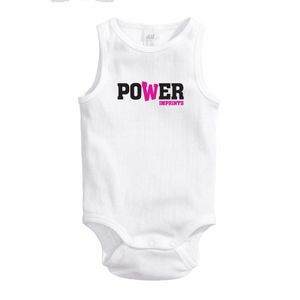 Sleeveless Infant Bodysuit