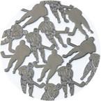 Custom Hockey Theme Sculpture W/ 3