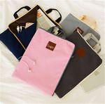 Custom A4 Documents Pouch Pad Bag