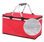 Custom Picnic Basket Coolers Bag