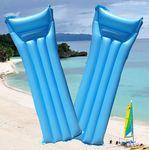 Custom Inflatable Lounge Air Floating Mat Pool Raft