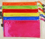 Custom Zipper Pen File Folder Pocket Bag
