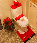 Custom Santa Toilet Seat