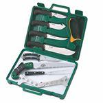 Custom Outdoor Edge Game Processor Hunting Knife Kit