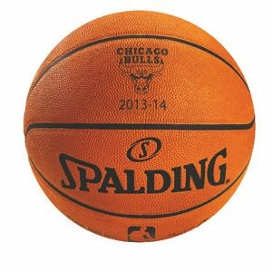 Spalding Official NBA Game Ball, Orange