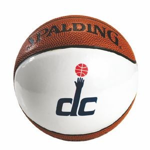 Spalding One-Panel B1 Micro Mini Autograph Basketball