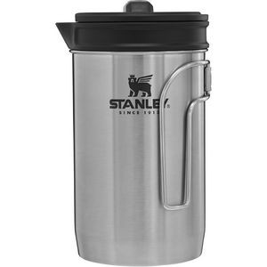 Stanley PMI All In One Brew & Boil French Press, Stainless Steel