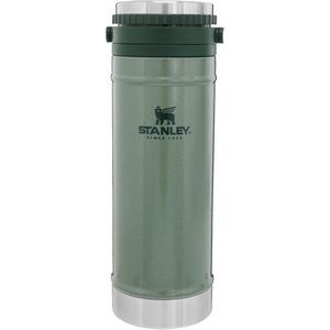 Stanley PMI Travel Mug French Press, 16 Oz., Hammertone Green