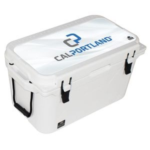50 QT Bison Cooler - Made in USA w/Decoration Available
