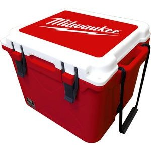 25 QT Bison Cooler - Made in USA w/Decoration Available